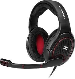 Sennheiser GAME ONE Gaming Headset - Black