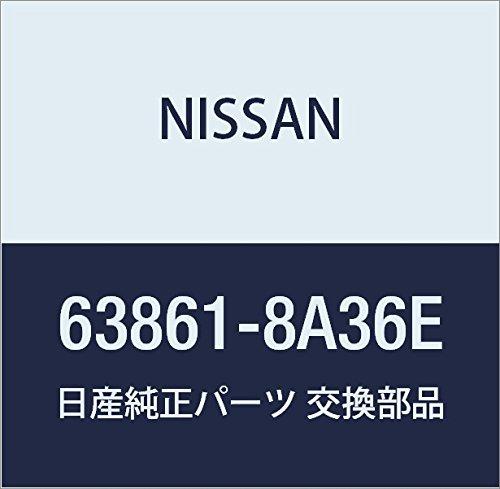 NISSAN (日産) 純正部品 モールデイング フイレツト フロント LH XーTRAIL 品番63861-8A36A B01LZJVGIL X-TRAIL|63861-8A36A  XTRAIL