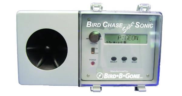 Amazon.com: Bird B Gone Bird Chase Super Sonic Bird ...
