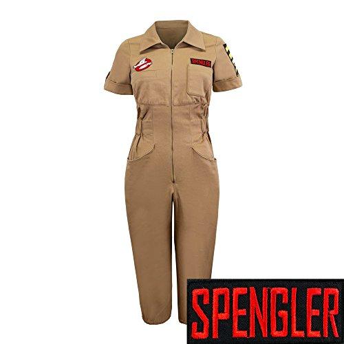 Ghostbusters Spengler Costume