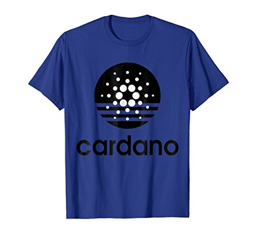 Cardano ADA T Shirt For Blockchain Fans