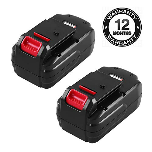 Replace Porter Cable 18V Battery for PC18B Battery PCC489N P