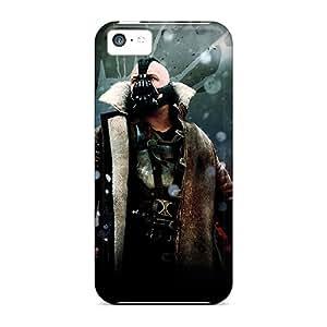 New Bane From Batman Tpu Case Cover, Anti-scratch LittleBox Phone Case For Iphone 5c
