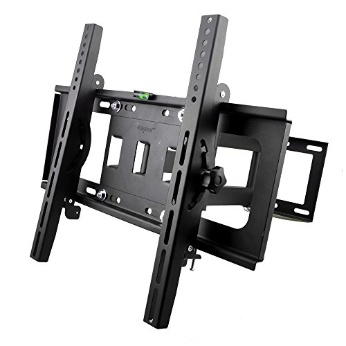Sunydeal TV Wall Mount Bracket with Full Motion Double Ar...
