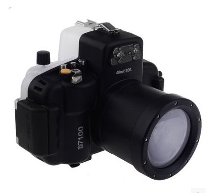 Watertight Camera Housing - 5