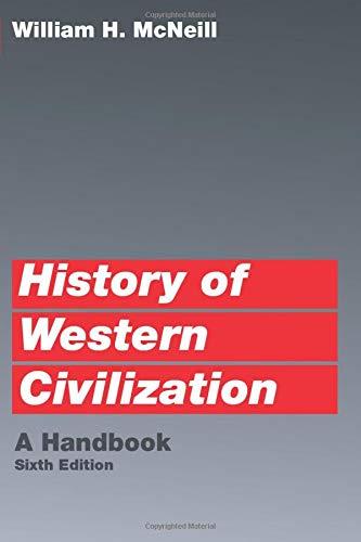 - History of Western Civilization: A Handbook