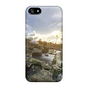 Durable Case For The Iphone 5/5s- Eco-friendly Retail Packaging(pulse)