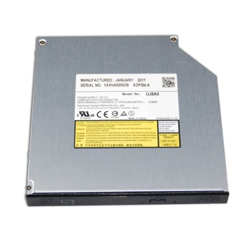 USB 8x DVD+/-RW DL Notebook SATA Burner Drive for Gateway MS2285 by BrainyDeal (Image #1)