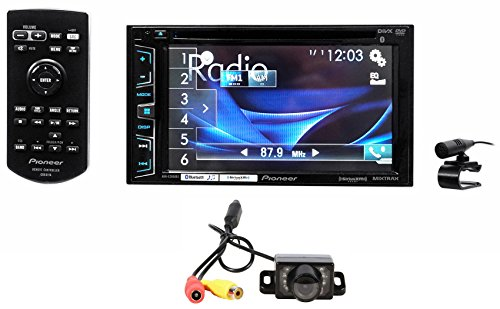 Package AVH X2800BS Receiver Bluetooth Rockville product image