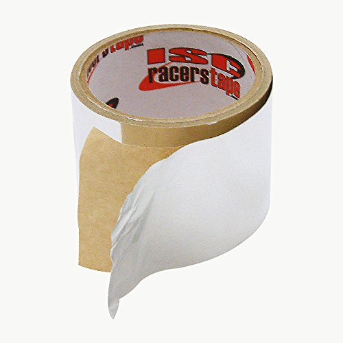 ISC Racers Tape RTAF325 ISC RTAF High Heat Aluminum Foil Tape: 3'' x 25 ft, Silver