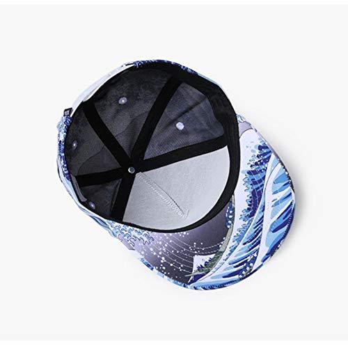 al Deporte Sol Hat Béisbol para Aire Primavera Libre Retro Ocio Sombrero para Unisex de Gorra Hombre de Gorra Mujer Verano Jungla de Hombre q6Owf7q