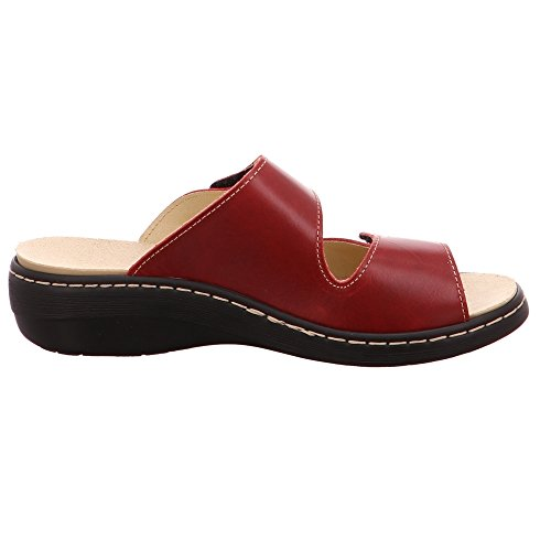 rot 3076356 LONGO 2 Clogs rot Womens SpSvPX