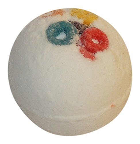 Loops and Fruits Scented Bath Bomb, By Diva (Hot Stuff Hand Warmers)