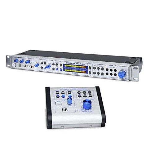PreSonus Central Station Plus: Studio Control Center with Remote Control