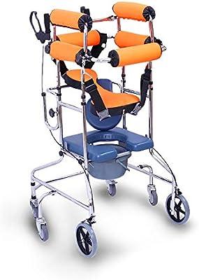 QETU Caminante para Personas discapacitadas de 6 Ruedas ...