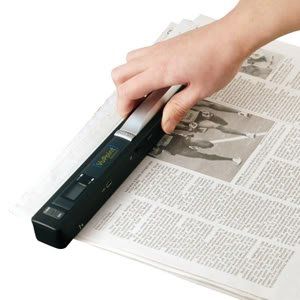 VuPoint Solutions Magic Wand Portable Scanner