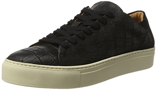 Top Black Low Sfdonna Suede Multicolor New Selected Women's Sneakers qAPwpR
