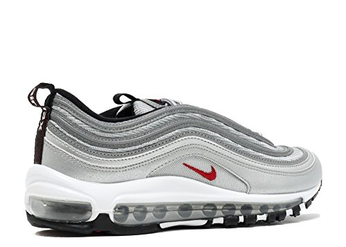 97 QS Junior GS Trainer OG Max Silver Bullet Air Nike Silver HqUEt8Own