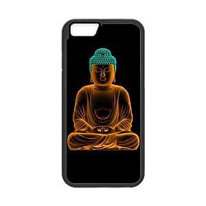 Buddha Black Case for iPhone 6