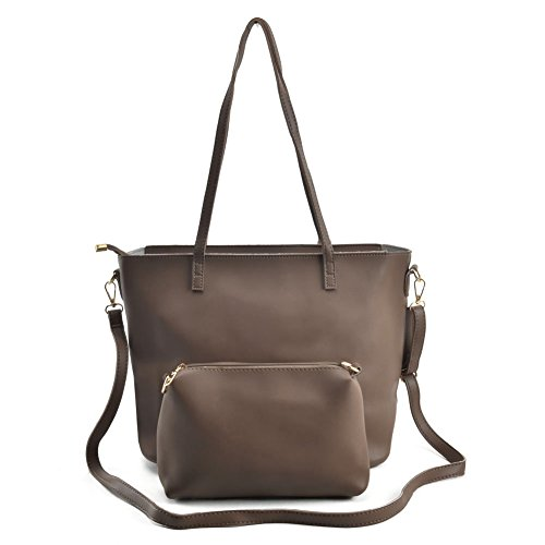 Satchel Large Pu SALLY Bags Fashion 2 Capacity women Leather vk5408 Handle for Tea Top Pieces YOUNG Ladies 1COWOnS
