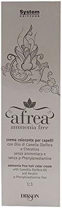 Dikson Sc Afrea Tinte Sin Amoniaco 1.0-60 ml: Amazon.es: Belleza