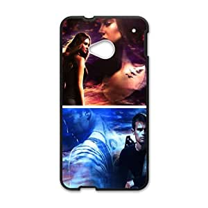 Insurgent C-U-N3070235 HTC One M7 Phone Back Case Art Print Design Hard Shell Protection