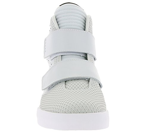 2k3 Prm white Sportive Nike Pr Flystepper Pltnm Grigio Platinum Pure Gris Scarpe Gris Uomo w4gEp5xEq