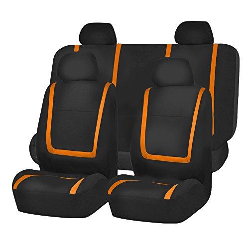 FH Group FB032ORANGE114 Detachable Headrests