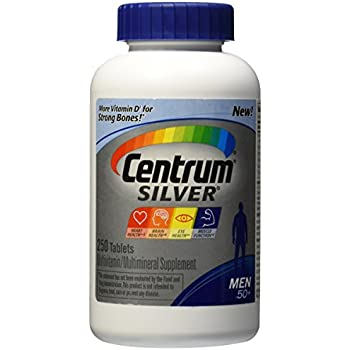 Centrum® Silver® Men's - 250 tablets