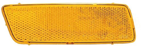 Depo 341-1408R-AS Volkswagen Jetta Passenger Side Replacement Front Side Marker Lamp Assembly - Volkswagen Side Marker Assembly