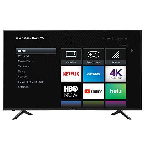65 inch smart tv sharp - 1