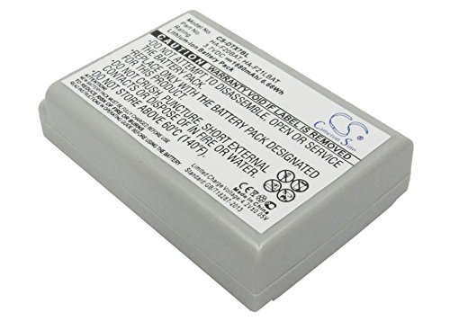 VINTRONS 1880mAh Replacement Battery For CASIO (1880 Mah Battery)