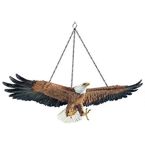 design-toscano-flight-of-freedom-hanging-eagle-sculpture-set-of-2