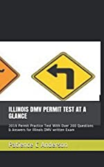 This Illinois DMV permit practice test at a glance has a proven high success rate. This test guide has different sections of what you will be tested on. And there are over 200 questions and answer in it, which will give you an in-depth knowle...