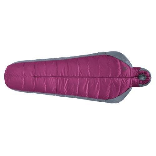 Sierra Designs Mobile Mummy 600 3-Season Sleeping Bag - Women's Boysenberry / Tradewinds Regular