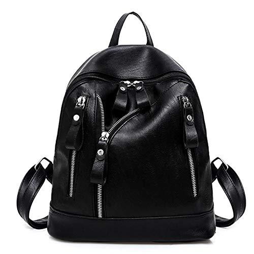 ASHIJIN   ショルダーバッグショルダーバッグバックパック  因果バッグ   のスタイルは、女性のバックパック  袋  A B07RGFTGFL