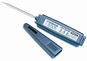 general tools hdt303k deluxe digital stem thermometer home improvement. Black Bedroom Furniture Sets. Home Design Ideas