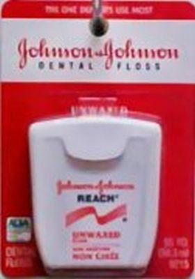 Reach Dental Floss - Unwaxed - Unflavore - Reach Unwaxed Dental Floss Unflavored Shopping Results