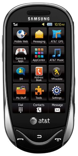 Samsung Quad Band Phones (Samsung Sunburst A697 Unlocked GSM Cell Phone with Quad-Band, Touchscreen, 2MP Camera, GPS, Bluetooth and microSDHC Slot - Black)