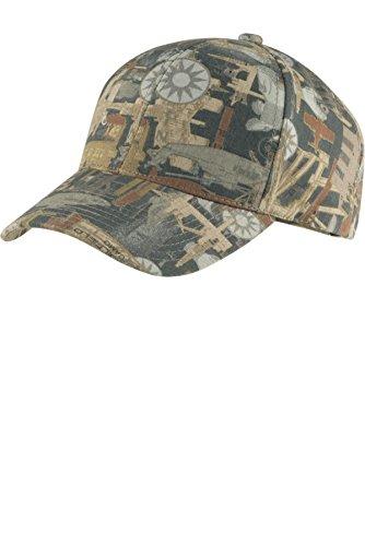 (Port Authority Men's Pro Camouflage Series Cap OSFA Oilfield Camo)