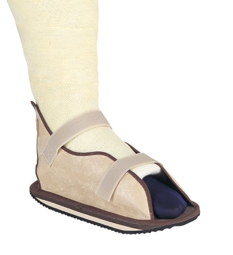 (Procare Deluxe Cast Boot Sandal -)