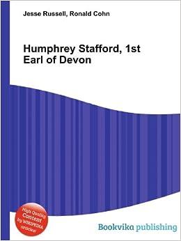 Humphrey Stafford, 1st Earl of Devon