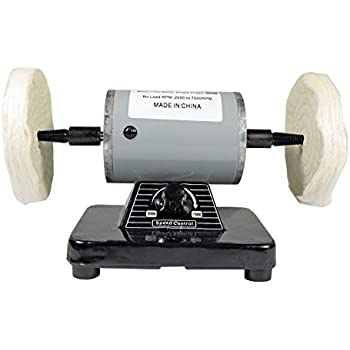 SE 9770BP Mini Bench Polisher