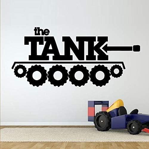 mmzki Máquina de Tanque de Guerra Militar Pegatinas de Pared para ...