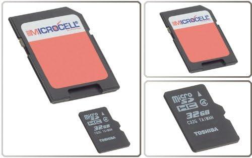Microcell Sdhc 32gb Speicherkarte Für Samsung Galaxy S5 Computer Zubehör