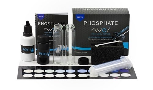(NYOS Phosphate (PO4) Reefer Aquarium Test Kit)