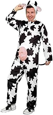Disfraz de Vaca Adulto (Talla S): Amazon.es: Juguetes y juegos