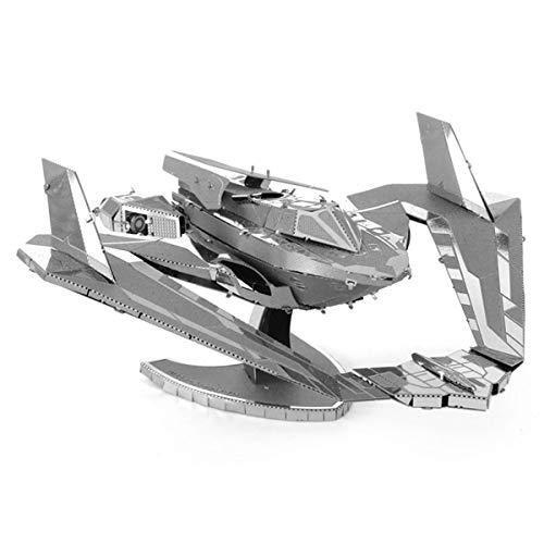 (Fascinations Metal Earth Batman v Superman Batwing 3D Laser Cut Model)