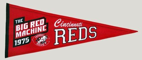 MLB Cincinnati Reds Medium Throwback Pennant