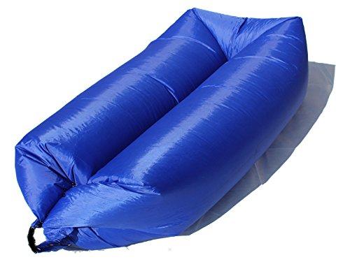 Camilla de sofá, aire hinchable, portátil Air camas Dormir ...